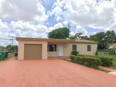 16221 NW 17th Ct, Miami Gardens, FL 33054 - MLS#: A10512423