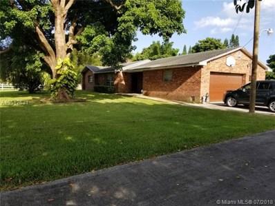 17980 SW 57th St, Southwest Ranches, FL 33331 - MLS#: A10512631