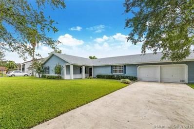 14865 SW 145th St, Miami, FL 33196 - MLS#: A10512690
