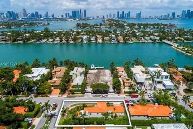 107 W Rivo Alto Dr, Miami Beach, FL 33139 - #: A10512749