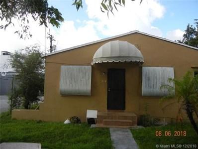 728 NW 55th St, Miami, FL 33127 - MLS#: A10512980