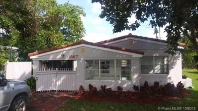 1587 NE 179th St, North Miami Beach, FL 33162 - MLS#: A10513036