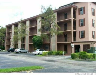 2900 Nw 48 Ter UNIT 408, Lauderdale Lakes, FL 33313 - MLS#: A10513177