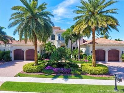 646 Hermitage Cir, Palm Beach Gardens, FL 33410 - #: A10513207