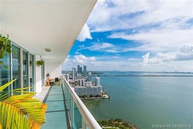 1800 N Bayshore Dr UNIT 3905, Miami, FL 33132 - MLS#: A10513268