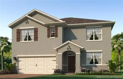 25030 SW 122 Pl, Miami, FL 33032 - MLS#: A10513305