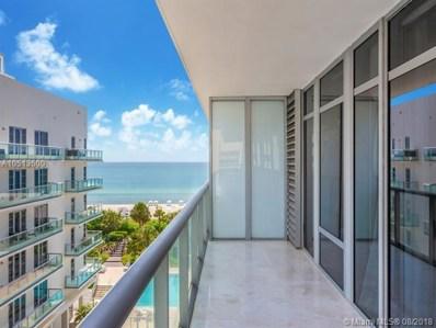 3737 Collins Ave UNIT S-604, Miami Beach, FL 33140 - MLS#: A10513600
