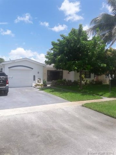 3381 NW 34th St, Lauderdale Lakes, FL 33309 - MLS#: A10513717