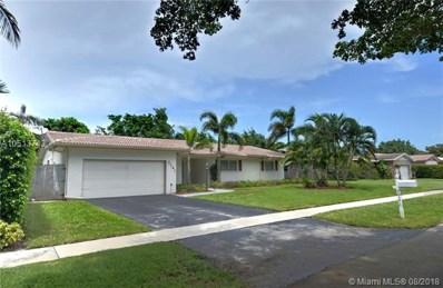 7141 SW 20th St, Plantation, FL 33317 - MLS#: A10513743