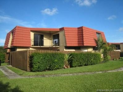 8369 Trent Ct UNIT A, Boca Raton, FL 33433 - MLS#: A10513911