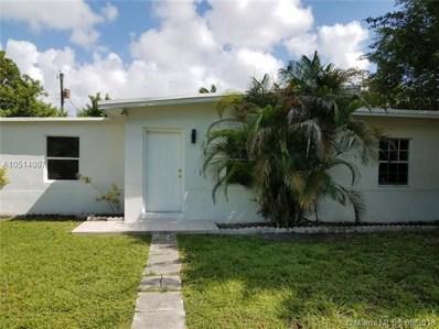 565 NW 139th Ter, North Miami, FL 33168 - MLS#: A10514007