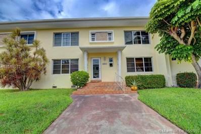 4010 N Meridian Ave UNIT 4, Miami Beach, FL 33140 - MLS#: A10514012