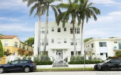 1027 Pennsylvania Ave UNIT 101, Miami Beach, FL 33139 - MLS#: A10514059