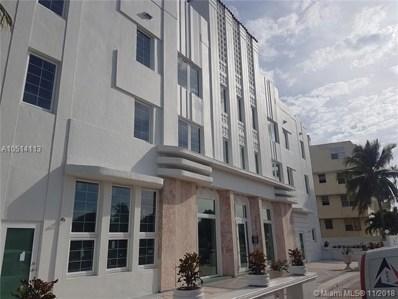 3025 Indian Creek Dr UNIT 317, Miami Beach, FL 33140 - MLS#: A10514113