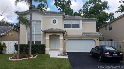 5519 NW 44th Way, Coconut Creek, FL 33073 - MLS#: A10514127