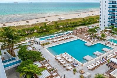 102 24th St UNIT 1012, Miami Beach, FL 33139 - MLS#: A10514152