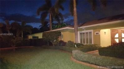 9911 SW 166th St, Miami, FL 33157 - MLS#: A10514263