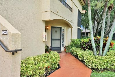7563 Glendevon Ln UNIT 1304, Delray Beach, FL 33446 - MLS#: A10514264