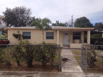 465 NW 30th Ave, Fort Lauderdale, FL 33311 - MLS#: A10514386