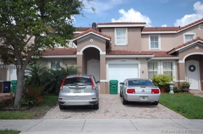 27410 SW 138th Path, Homestead, FL 33032 - MLS#: A10514470