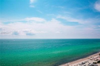 2080 S Ocean Drive UNIT 1707, Hallandale, FL 33009 - MLS#: A10514477