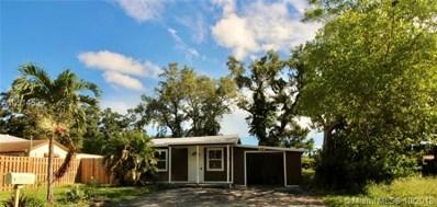 1524 SW 32 St, Fort Lauderdale, FL 33315 - MLS#: A10514525