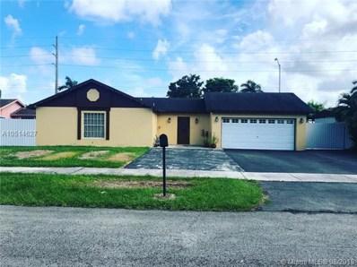 14225 SW 152nd Ter, Miami, FL 33177 - MLS#: A10514627