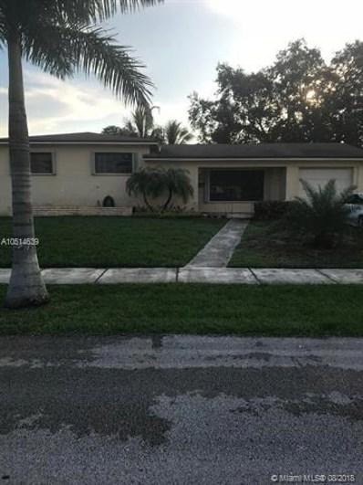 19210 NW 10 Pl, Miami Gardens, FL 33169 - #: A10514639