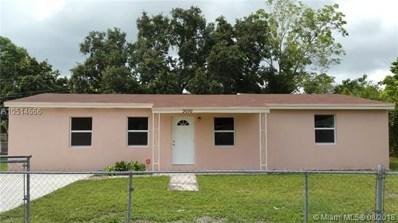 3010 NW 162nd St, Miami Gardens, FL 33054 - MLS#: A10514666