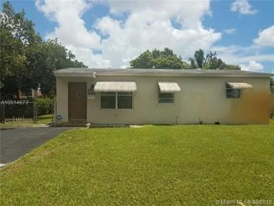1631 N 69th Ter, Hollywood, FL 33024 - MLS#: A10514673