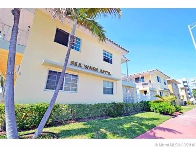 7400 Harding Ave UNIT 4, Miami Beach, FL 33141 - MLS#: A10514686