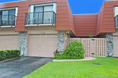 1504 W Harmony Lake Cir UNIT 1504, Davie, FL 33324 - MLS#: A10514753