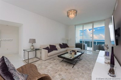 15901 Collins Ave UNIT 2504, Sunny Isles Beach, FL 33160 - MLS#: A10515027