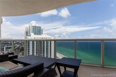 17201 Collins Ave UNIT 2407, Sunny Isles Beach, FL 33160 - #: A10515071