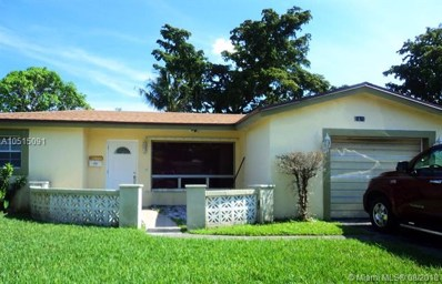 3400 NW 32nd Ct, Lauderdale Lakes, FL 33309 - MLS#: A10515091