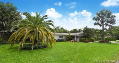 5820 SW 99th Terrace, Pinecrest, FL 33156 - MLS#: A10515129