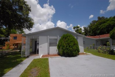 4744 NW 16th Ave, Miami, FL 33142 - MLS#: A10515172