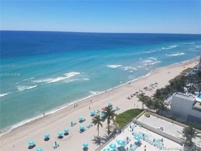 2501 S Ocean Dr. UNIT 1612, Hollywood, FL 33019 - #: A10515308