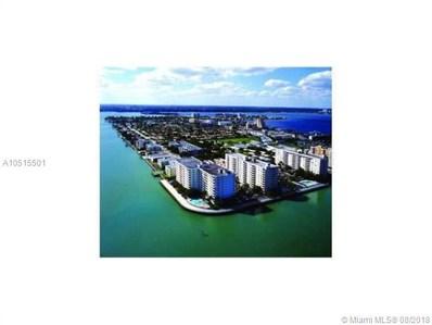 7501 E Treasure Dr UNIT 1B, North Bay Village, FL 33141 - MLS#: A10515501