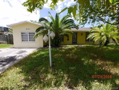 4131 Thomas St, Hollywood, FL 33021 - MLS#: A10515601