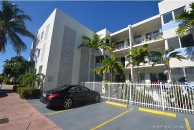 641 Espanola Way UNIT 2, Miami Beach, FL 33139 - MLS#: A10515713