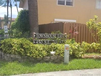 450 SE 7th St UNIT 211, Dania Beach, FL 33004 - MLS#: A10515778