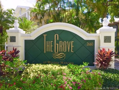 2660 NE 8th Ave UNIT 316, Wilton Manors, FL 33334 - MLS#: A10515831