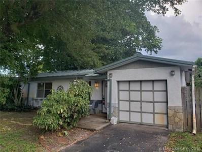 7608 SW Sw 9th Street, North Lauderdale, FL 33068 - MLS#: A10515834