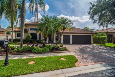 1121 SW 156th Ave, Pembroke Pines, FL 33027 - #: A10515920