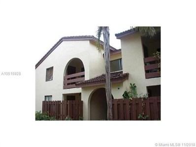 8911 SW 123rd Ct UNIT 105, Miami, FL 33186 - MLS#: A10515928