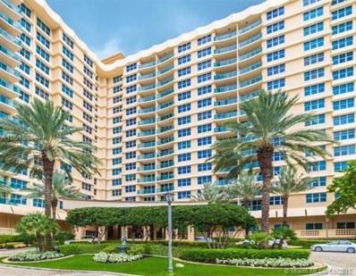 2501 S Ocean Dr UNIT 433, Hollywood, FL 33019 - MLS#: A10515968