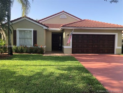 18462 NW 24th St, Pembroke Pines, FL 33029 - MLS#: A10515997