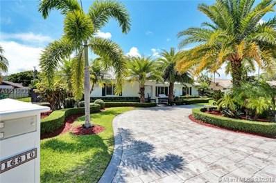 16810 SW 88 Court, Palmetto Bay, FL 33157 - MLS#: A10516130