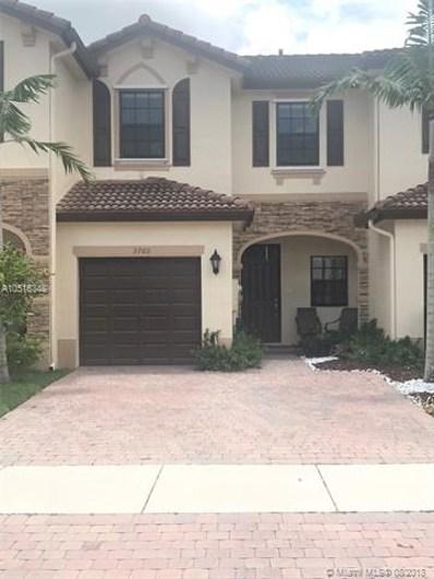 3760 NE 3 Court UNIT 3760, Homestead, FL 33033 - MLS#: A10516348